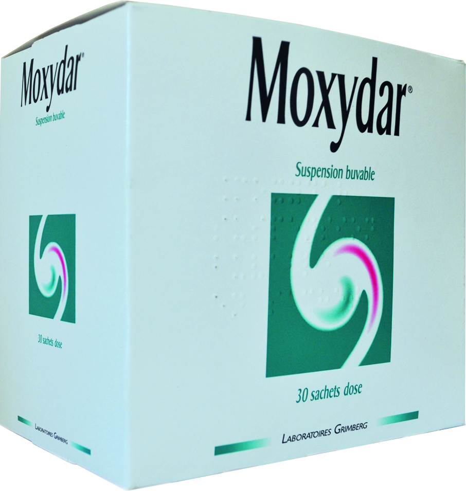 MOXYDAR - EurekaSanté par VIDAL