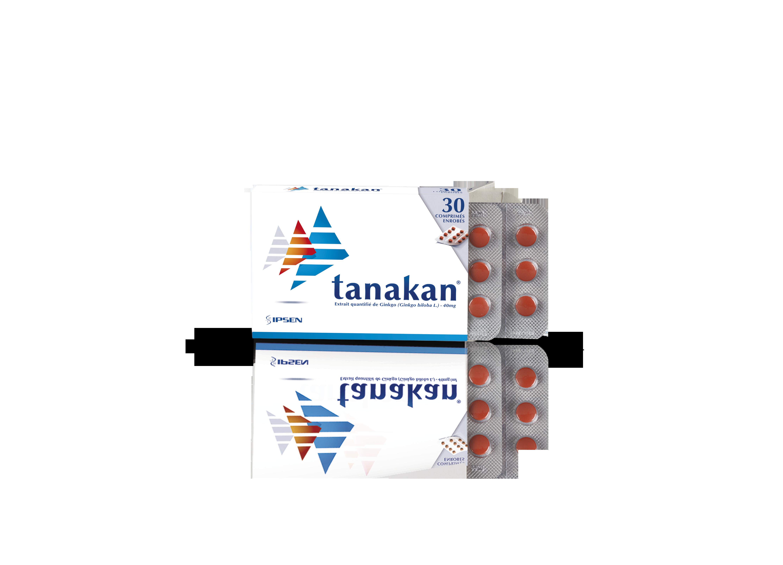 TANAKAN - EurekaSanté par VIDAL