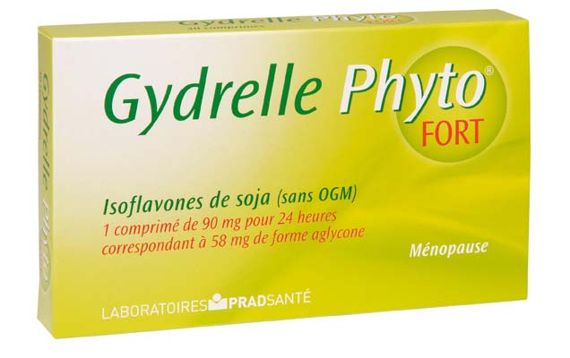 Image GYDRELLE PHYTO FORT cp ménopause