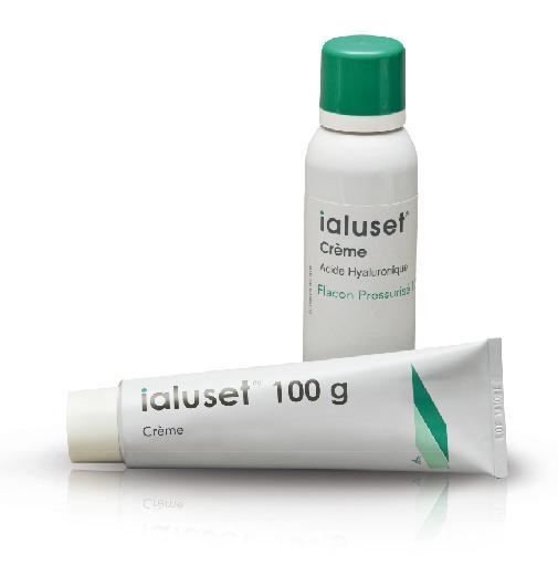 Image IALUSET crème traitement des ulcères