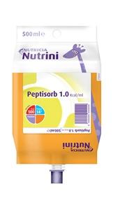 Image NUTRINI PEPTISORB nutriment