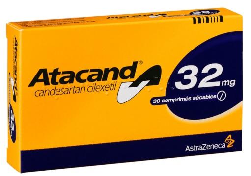 Image ATACAND 32 mg Cpr séc Plq/30