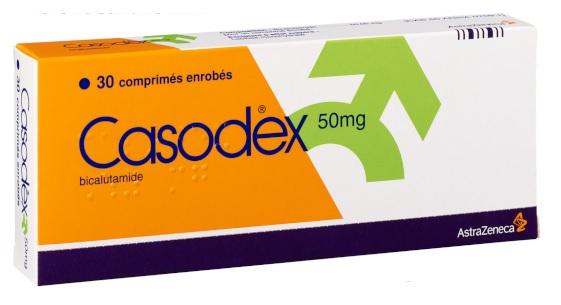 Image CASODEX 50 mg Cpr enr Plq/30