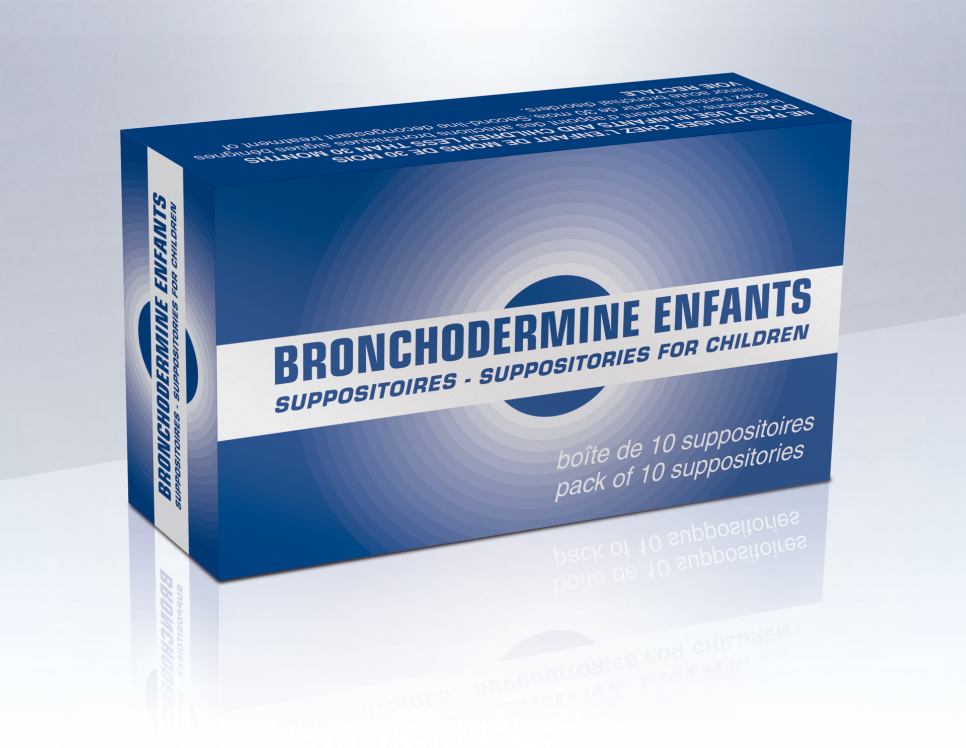 Image BRONCHODERMINE Suppo enfant B/10