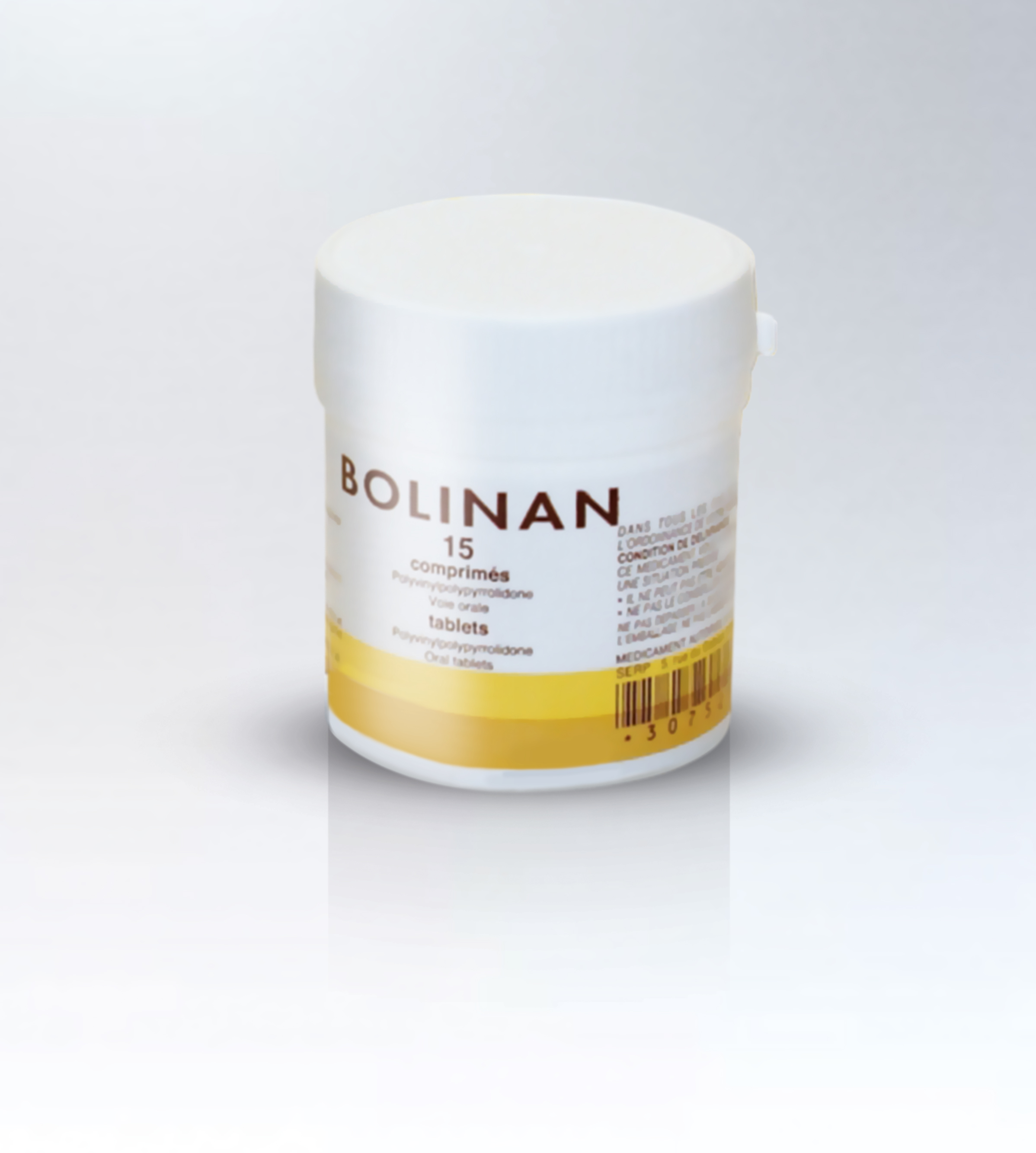 Image BOLINAN 2 g Cpr T/15