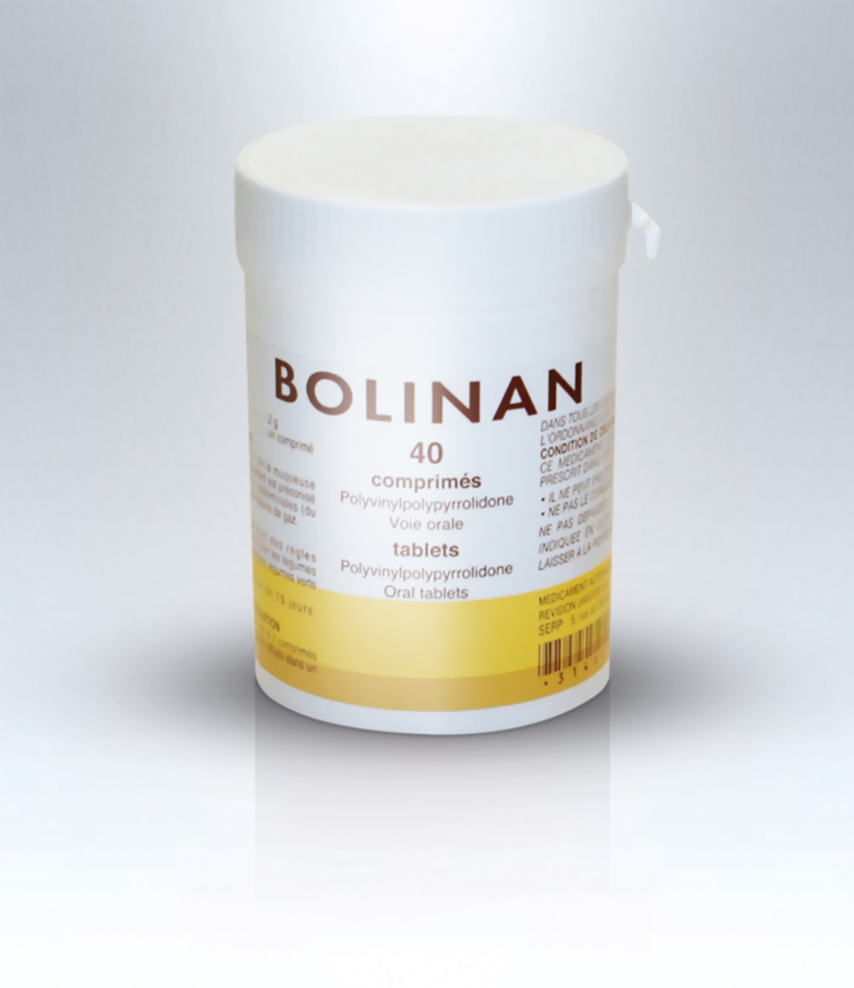 Image BOLINAN 2 g Cpr 2T/20