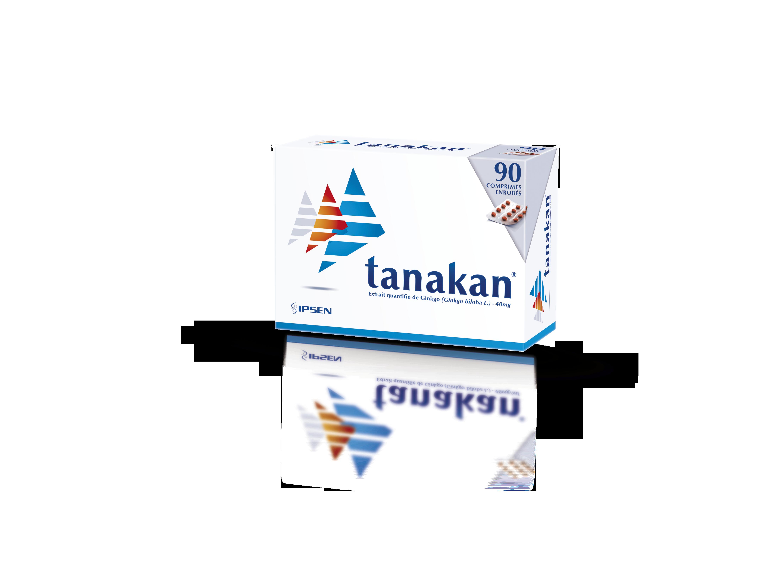 VIDAL - TANAKAN 40 mg cp enr - Conduite et utilisation de