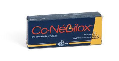 Image CONEBILOX 5 mg/12,5 mg Cpr pell Plq/30