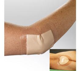 Image MEPILEX BORDER pans hydrocellulaire stérile