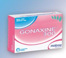Image GONAXINE 300 cp ménopause