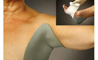Image MEPILEX AG pans hydrocellulaire siliconé stérile