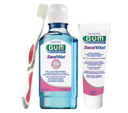 Image GUM SENSIVITAL gel dentifr