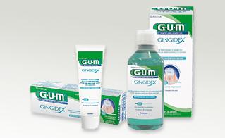 Image GUM GINGIDEX pâte dentifr protection gencives