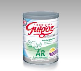 Image GUIGOZ EXPERT AR 1 lait pdre