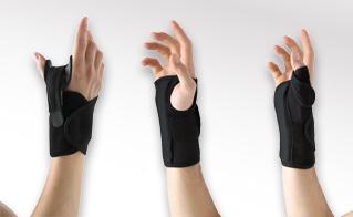 Image MANUGIB RHIZARTHROSE attel poignet main immo droite