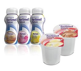 Image FORTIMEL DIACARE nutriment chocolat