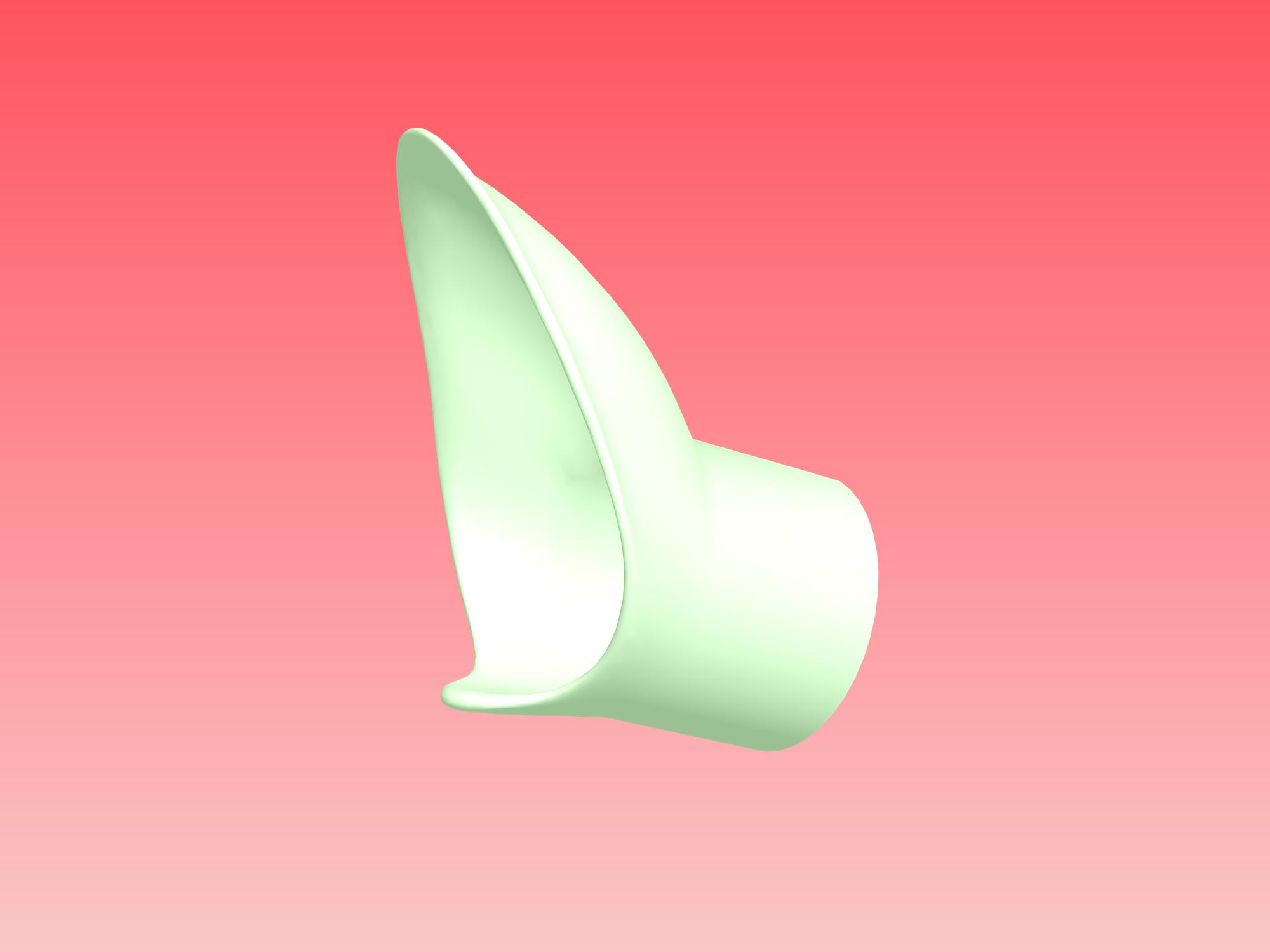 Image URSEC adaptateur féminin pour urinal