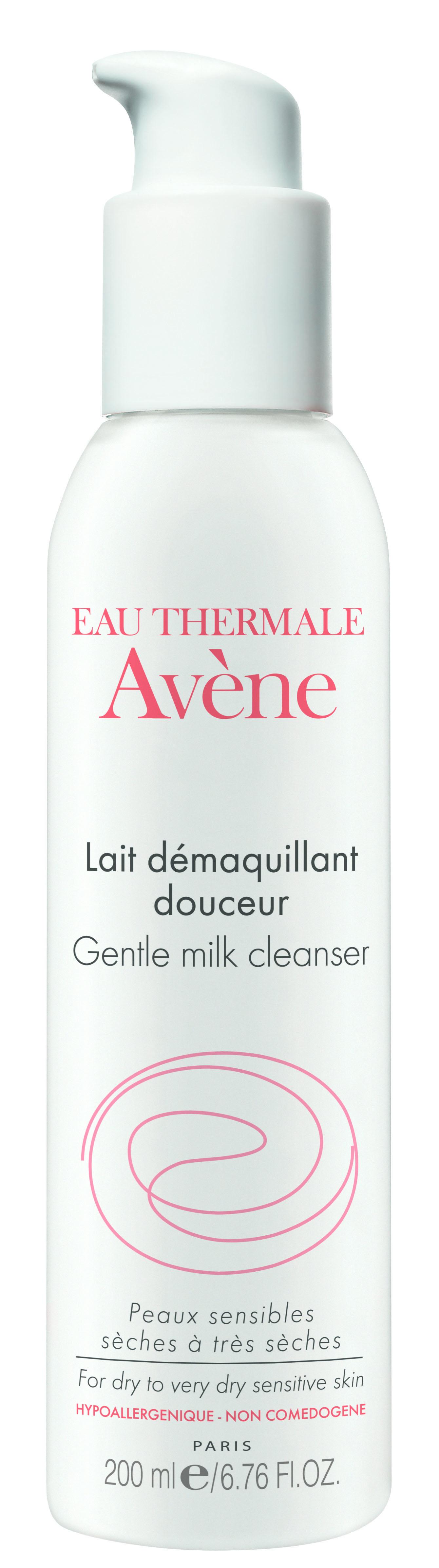 Image AVENE SOINS ESSENTIELS lait démaquillant douceur