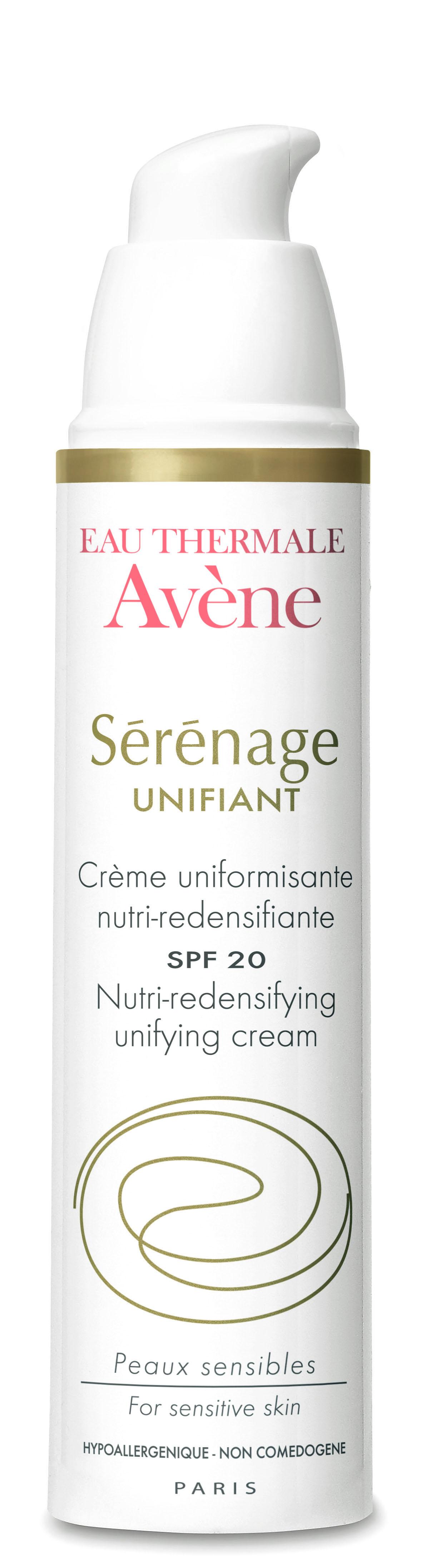 Image SERENAGE UNIFIANT crème uniformisante nutri-redensifiante