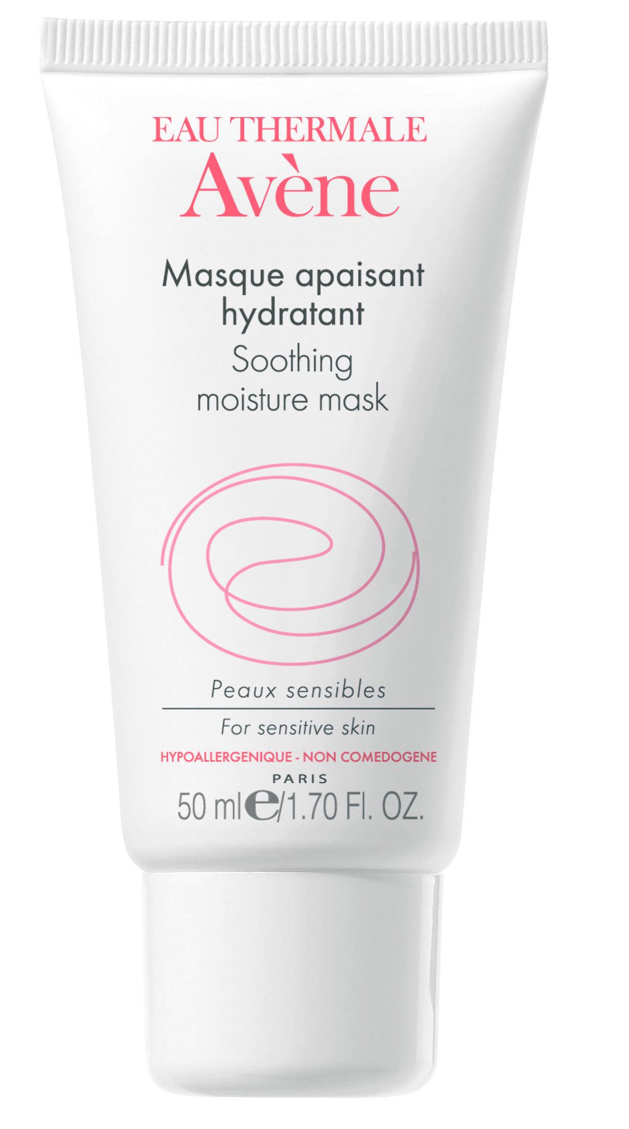 Image AVENE SOINS ESSENTIELS masque crème apaisant hydratant
