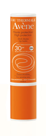 Image AVENE SOLAIRE SPF 30 stick haute protection