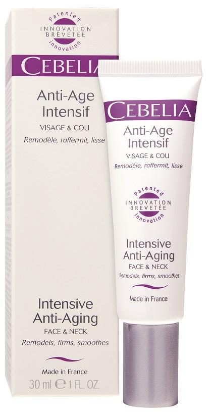 Image CEBELIA crème anti-âge intensif visage cou