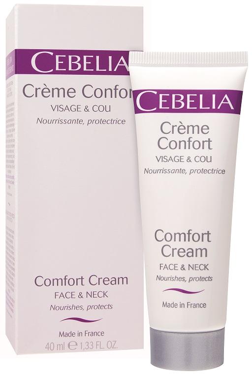 Image CEBELIA crème confort visage/cou