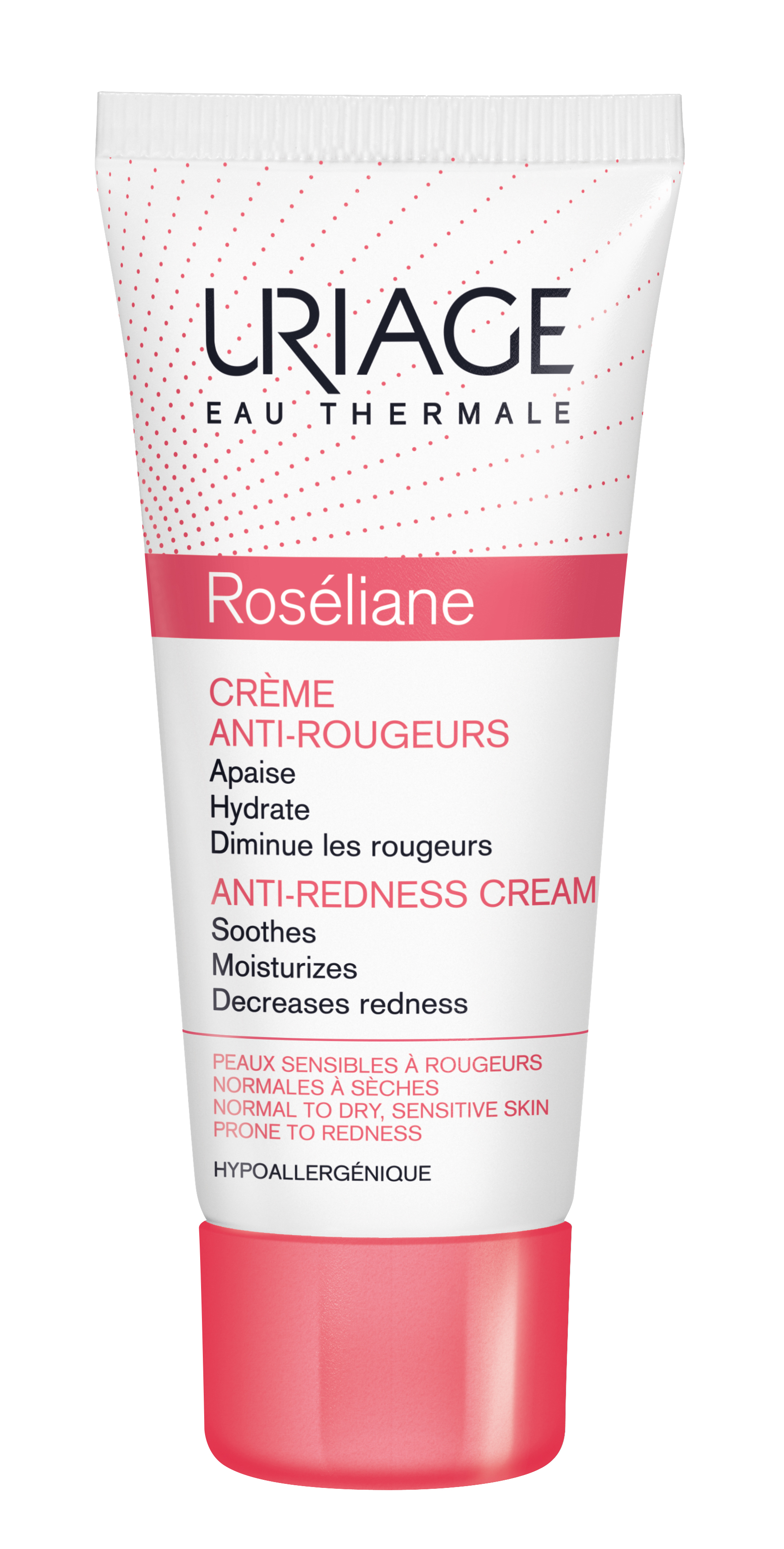 Image URIAGE ROSELIANE Cr anti-rougeurs T/40ml