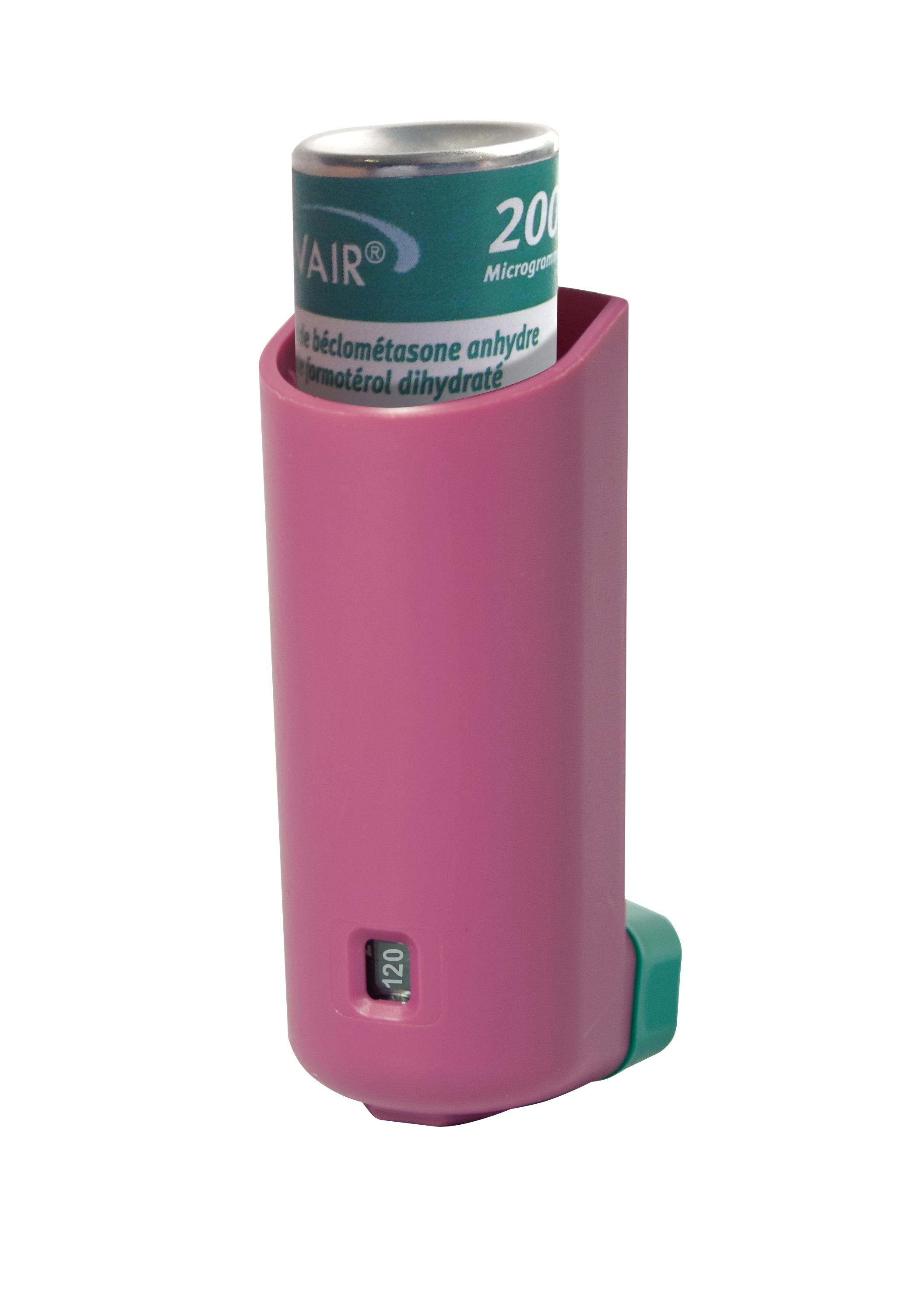 Image INNOVAIR 200/6 µg/dose S inh en flacon pressurisé Fl/120doses
