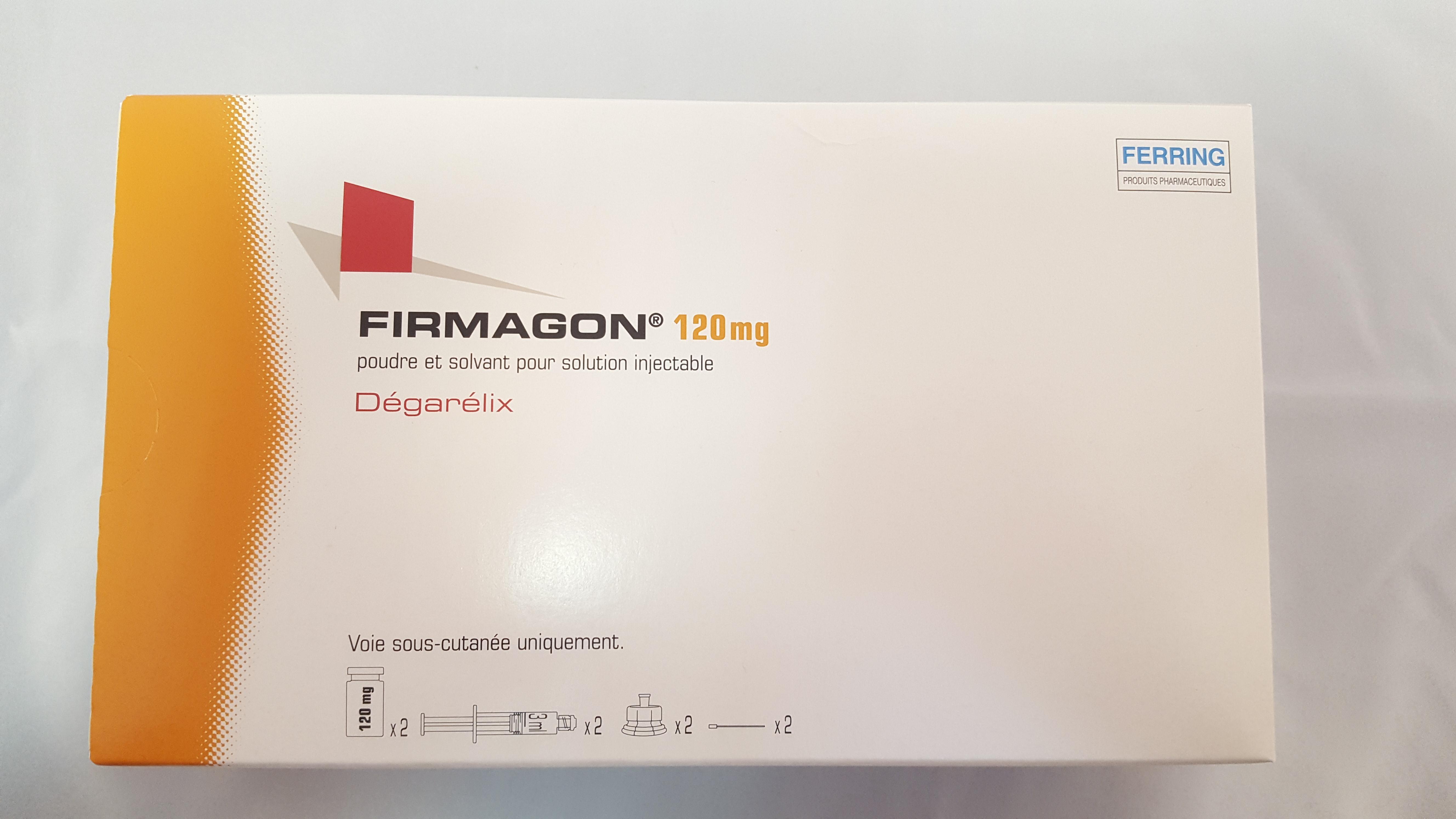 Image FIRMAGON 120 mg Pdr & solv inj 2Fl+2Ser/3ml+2Aig