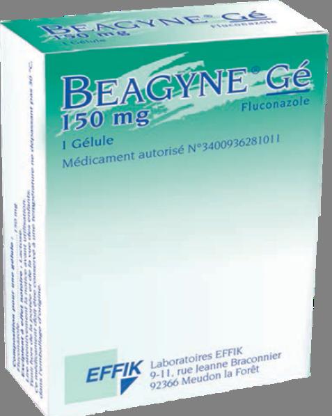 Image BEAGYNE Gé 150 mg Gél Plq/1