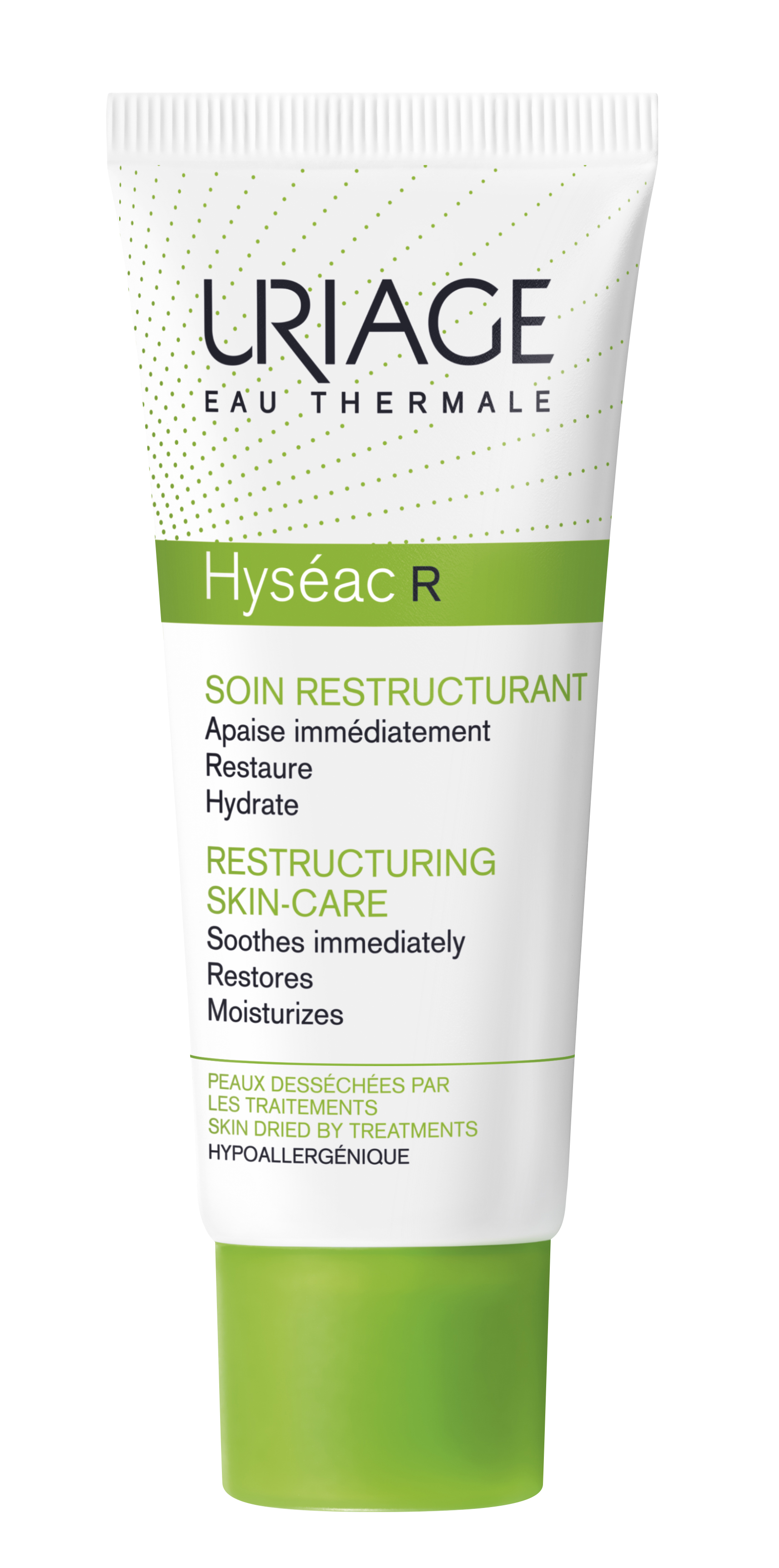 Image URIAGE HYSEAC R Cr soin restructurant T/40ml