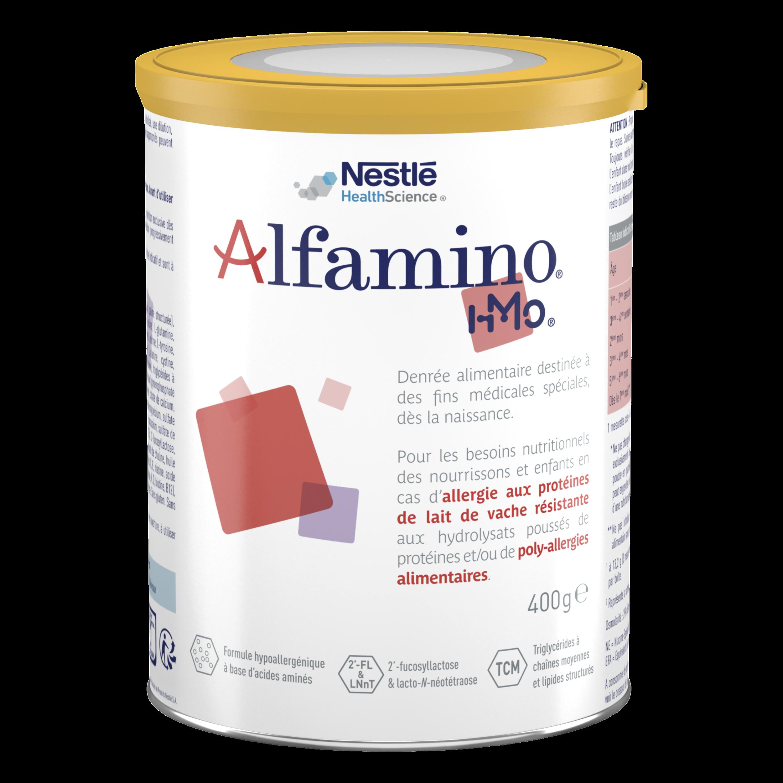 Image ALFAMINO Aliment diét B/400g