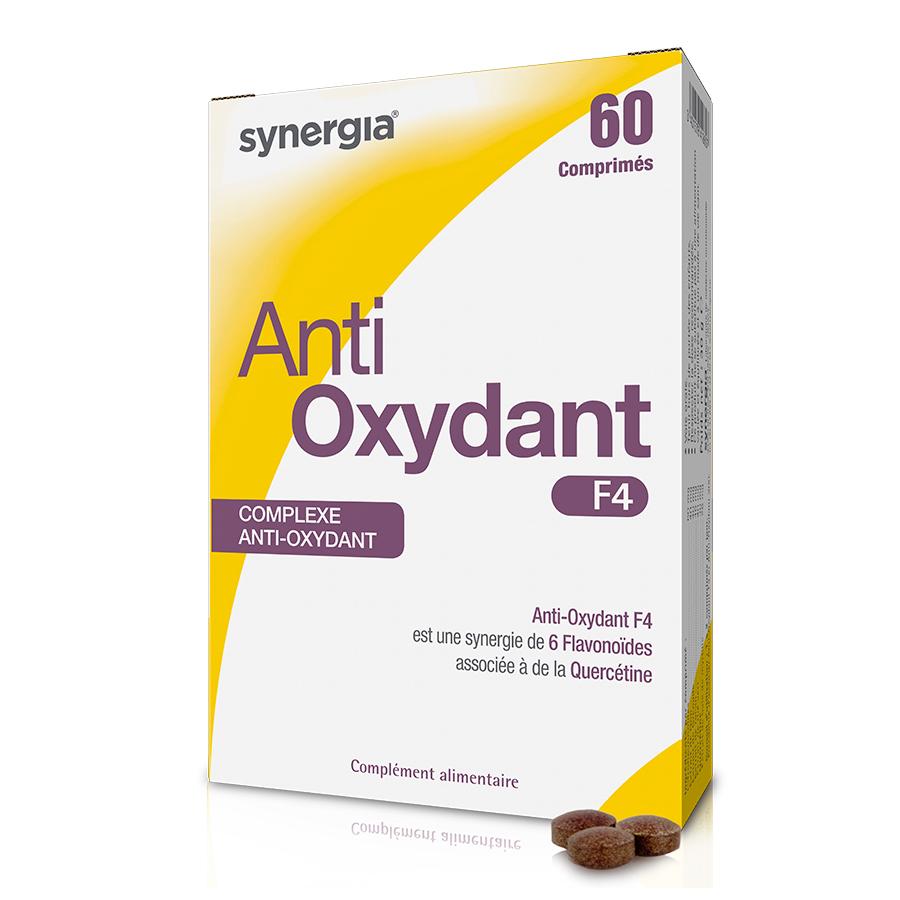 Image ANTI-OXYDANT F4 Cpr anti-oxydant B/60