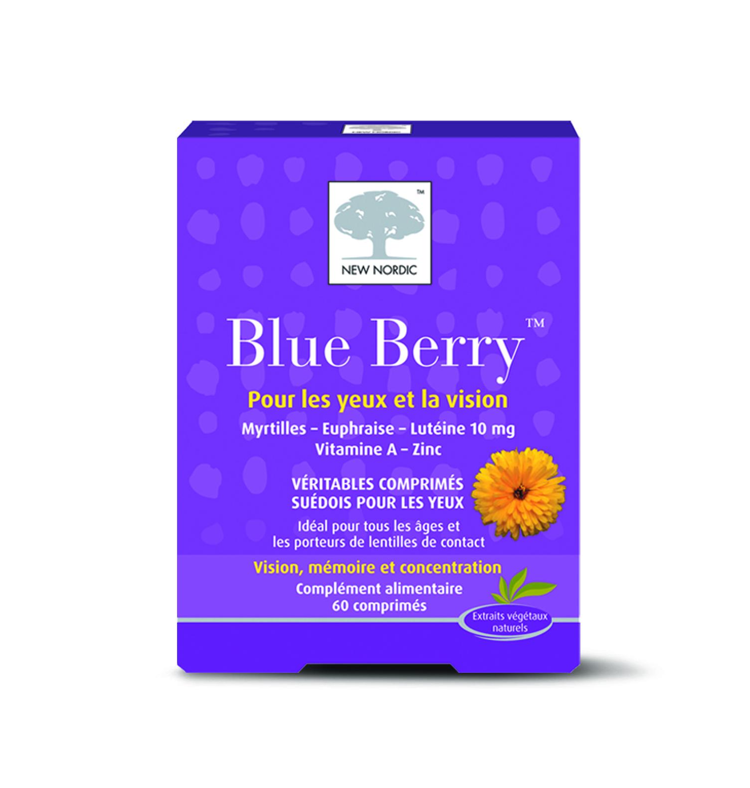 Image BLUE BERRY Cpr visée oculaire B/60