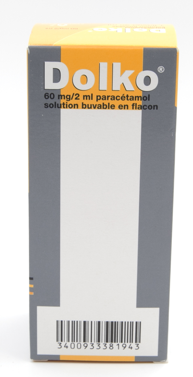 Image DOLKO 60 mg/2 ml S buv en flacon Fl/90ml