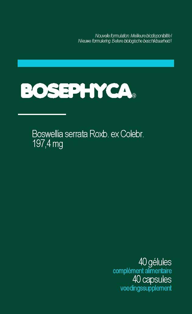 Image BOSEPHYCA Gél B/40