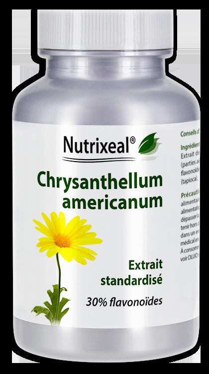 Image NUTRIXEAL Chrysanthellum Americanum Gél Fl/60