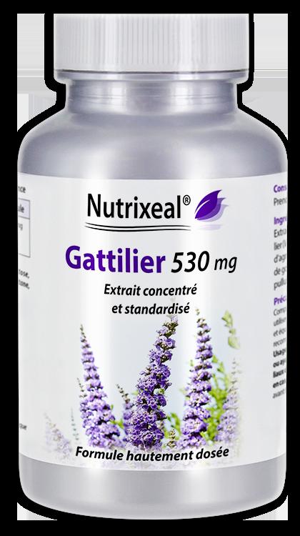 Image NUTRIXEAL Gattilier Gél Fl/60