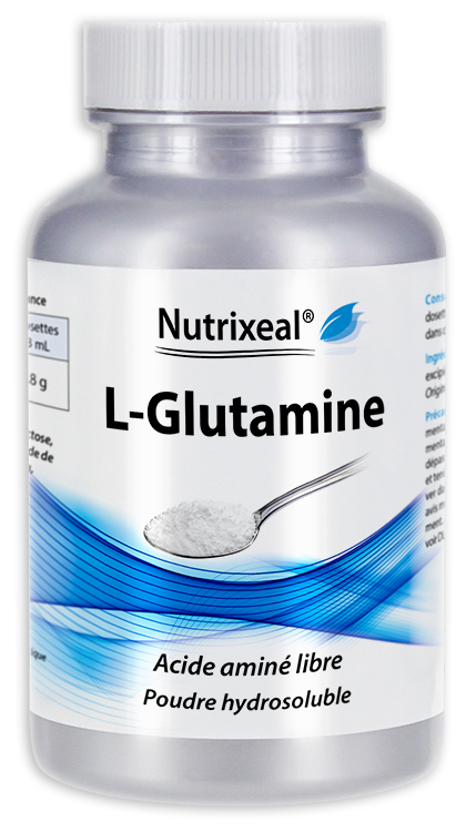 Image NUTRIXEAL L-Glutamine Pdr Sach/100g