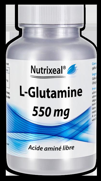 Image NUTRIXEAL L-Glutamine Gél Fl/60