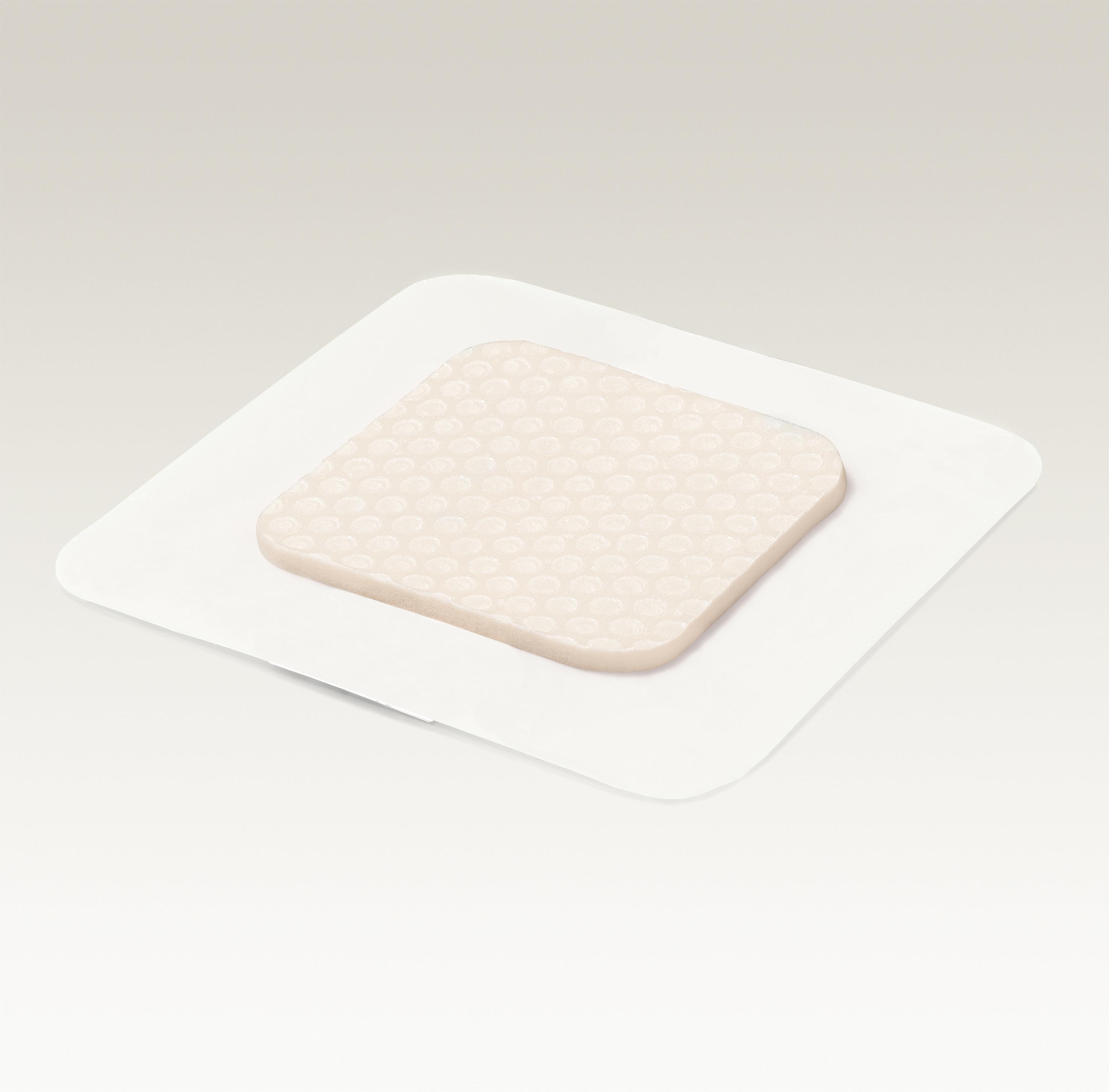 Image HYDROTAC COMFORT pans hydrocellulaire adhésif stérile avec interface hydrogel