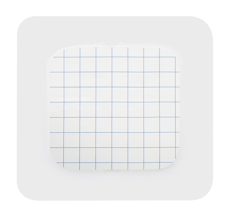 Image HYDROTAC TRANSPARENT COMFORT Pans gel adhésif 10x20cm B/10
