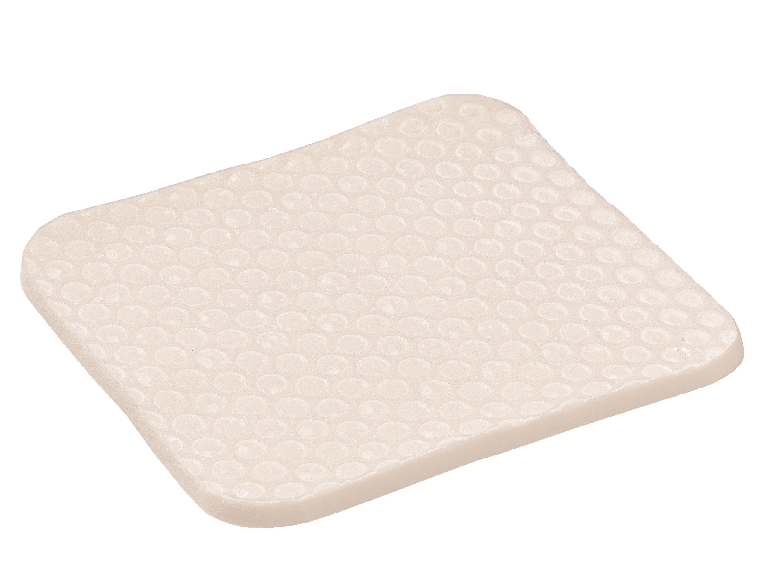 Image HYDROTAC pans hydrocellulaire non adhésif stérile avec interface hydrogel