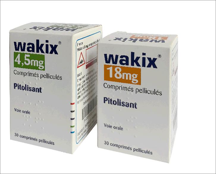Image WAKIX 4,5 mg Cpr pell Fl/30