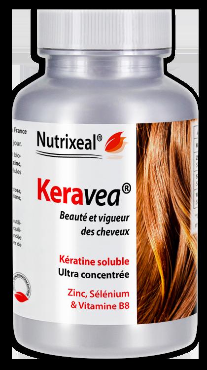 Image NUTRIXEAL KERAVEA Kératine Cynatine HNS Gél Fl/30