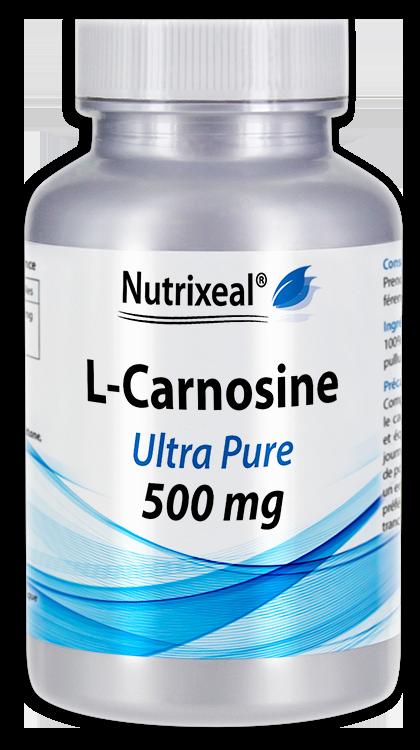 Image NUTRIXEAL L-Carnosine Gél Fl/60