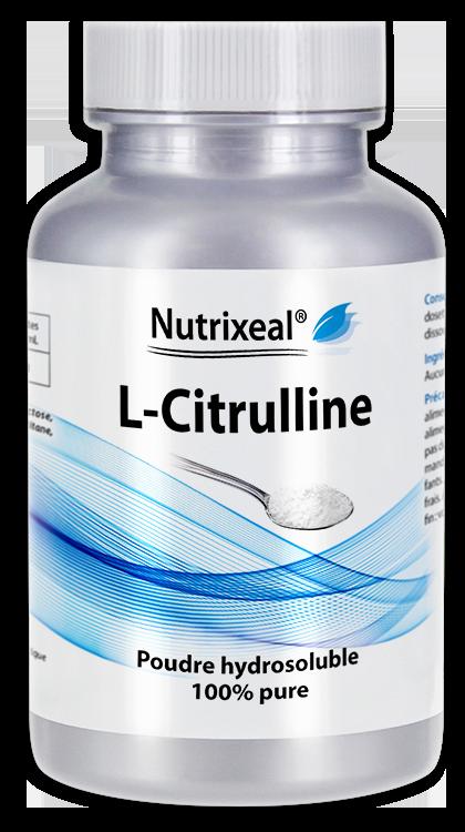 Image NUTRIXEAL L-Citrulline Pdr Pot/100g