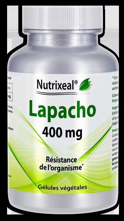 Image NUTRIXEAL Lapacho Gél Fl/90