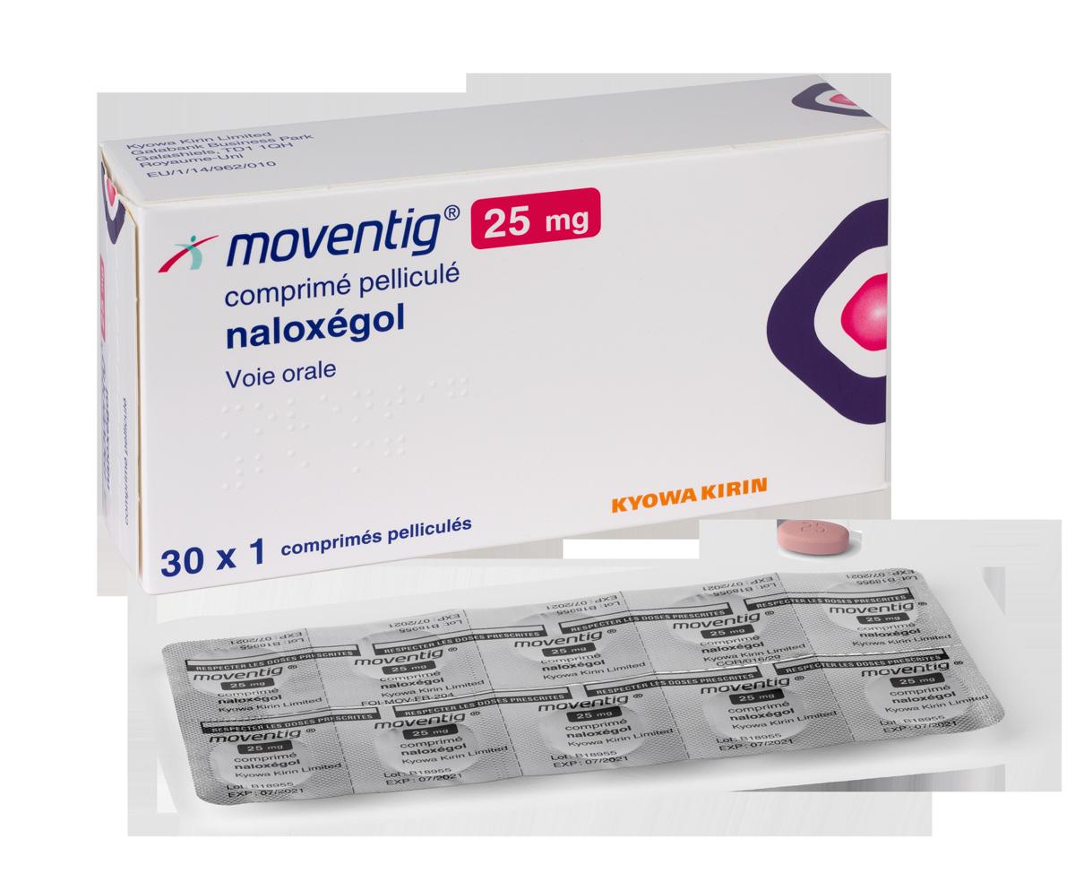 Image MOVENTIG 25 mg Cpr pell Plq/30x1